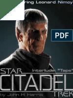 Citadel Intelude - Taps