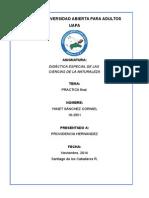 Planificacion Educativa. 1