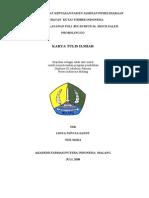 Deskriftif Tingkat Kepuasan Pasien JPK Terhadap Pelayanan Di Poli JPK KTI Di Rumah Sakit Dr. Moch. Saleh Probolinggo