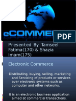 E Commerce Presentation.ppt