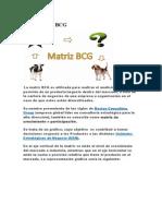 La Matriz Bcg
