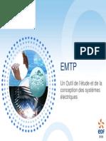 Edf Un Outil de l Etude Et de La Conception Des Systemes Electriques
