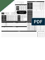 HAD - Character Sheet