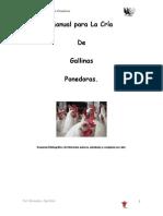 Manual Cria de Gallinas Ponedoras
