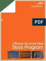 Offshore Structural Steel Stock Brochure