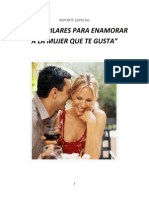 Tips conquistar mujer