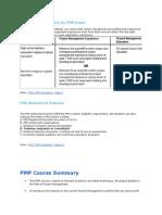 PMI Eligibility Criteria for PMP Exam