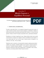 Leccion5 Miedo Oratorio y Equilibrio Personal[1]