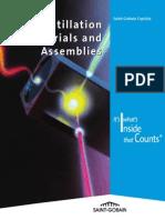 SGC Scintillation Materials and Assemblies Brochure