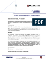 Emulsion Plus 6000