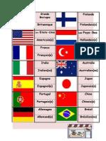 6312 Drapeau Pays Et Nationalit