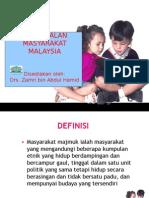 Modul 1 Pengajian Malaysia Masyarakat Majmuk