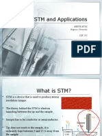 STM and Applications
