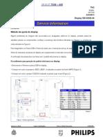 42PF-7320 - Metodo de Ajuste Do Display