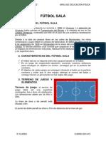 fútbol 5º