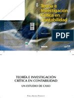 Teoria e Investigacion Critica en Contabilidad