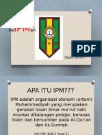 materi IPM