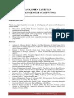 4. Materi Akuntansi Manajemen Lanjutan