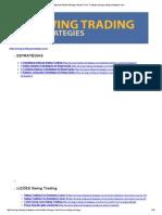 Estratégia de Médio Bollinger Bands Forex Trading _ Swing-trading-strategies