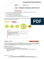 Aptis Listening Exam - Overview, Analysis and Practice (1)