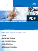 03 ABAP Objects -Inheritance