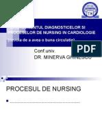 Diagnostice Si Procese de Nursing in Cardiologie