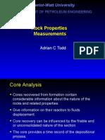 SC RE Chap 8- Rock Props Measurements