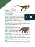 Tiranosaurio Rex2