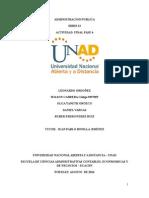 Actividad Final Fase 4 (1) administracion publica