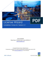 License Wizard Inst