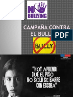 Campña Contra El Bullying