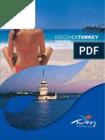 Istanbul vacation brochure