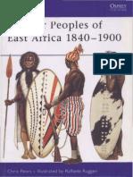 Warrior Peoples of East Africa 1840-1900