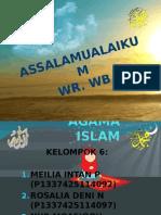 Ppt Agama Islam Di Indonesia