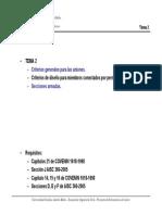 Clase Estructura Acero Clase 2