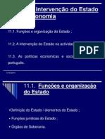 A Intervenção Do Estado Na Economia 2014