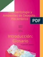 Sedimentología-precámbrico
