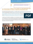Avances de Las Mesas de Implementación 2013