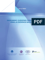Ekonomske i Evropske Perspektive Zemalja Zapadnog Balkana