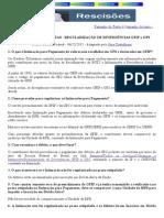 Perguntas e Respostas - Regularização de Divergências Gfip x Gps