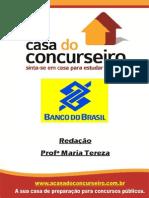 Apostila Redação 2015 - Professora Maria Tereza