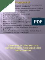 LP 2 Programa. Stocuri