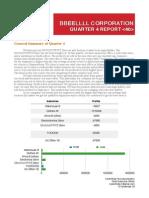 bell quarter 4 report