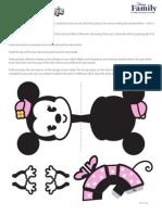 3D Minnie Cutie FDCOM
