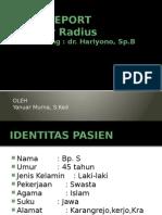 Fraktur Radius