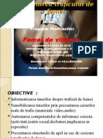 Prevenirea Traficului de Femei