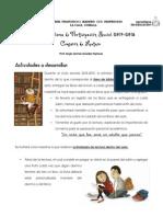 Comision de Lectura 2014-2015