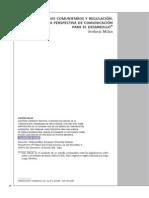 Medios Comunitarios y Regulacion- Aqui Saque La Información Pa Proyecto