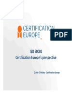 ISO 50001 Certification Europe energy show 2013.pdf