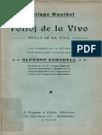 Folioj De La Vivo 1909